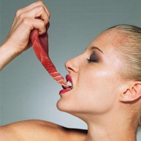Would you give the raw food diet a try?