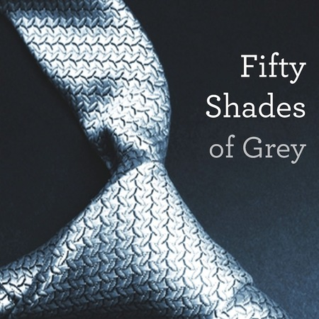 Fifty Shades of Grey front cover
