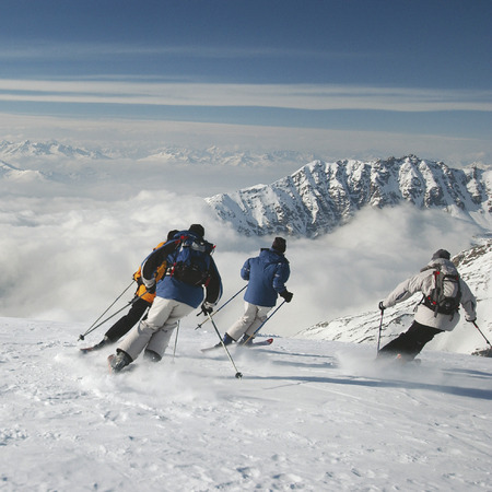 Fit Ski holiday with The Healthy Holiday Company