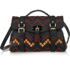 BAG LOVE: Mulberry Zigzag satchel