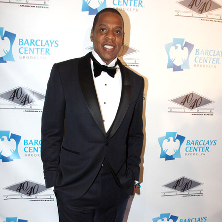 Jay Z at the 40/40 Club