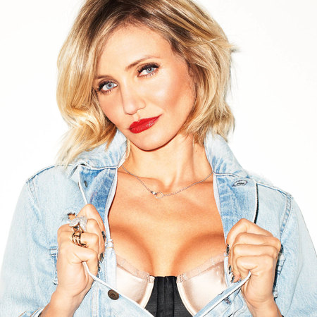Cameron Diaz raunchy esquire shoot