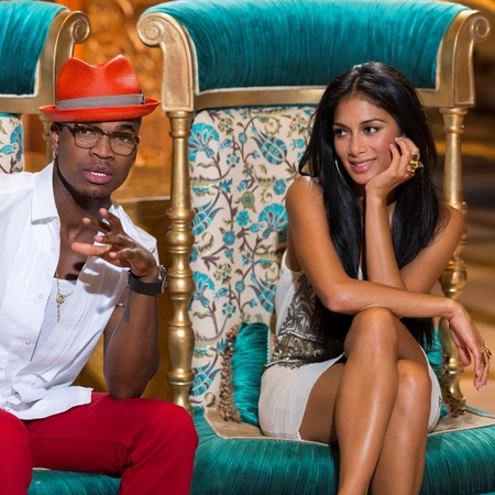 Nicole scherzinger Ne-yo in Dubai at judge's houses