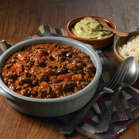 Chilli con carne for Bonfire Night