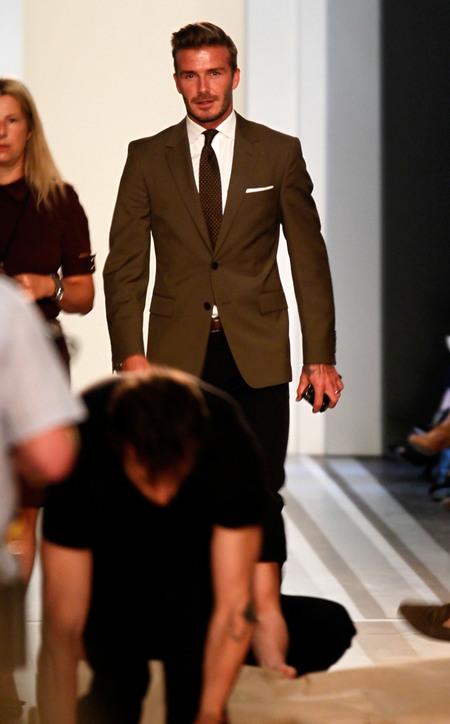David Beckham's 38th birthday gallery