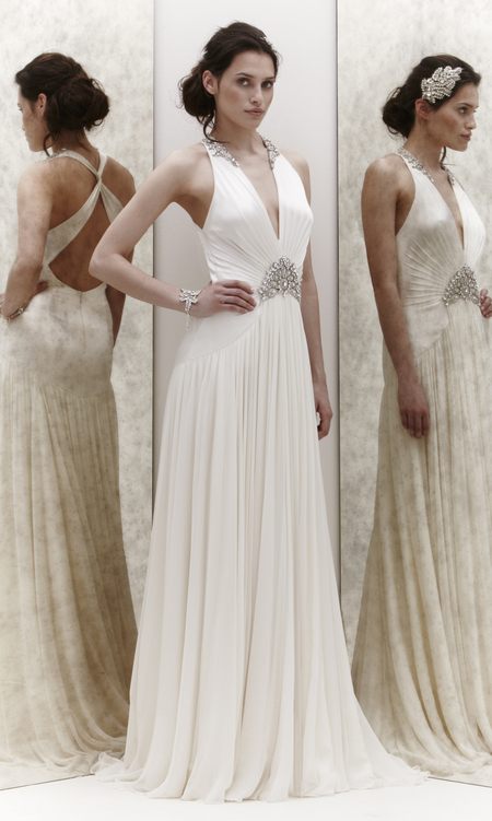 Jenny Packham Ruby wedding dress