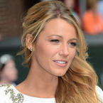 A teeny bit more on Blake Lively's dress
