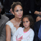 Jennifer Lopez hits the Chanel FROW