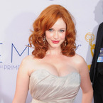 Christina Hendricks slams rude reporter