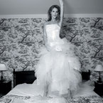 10 frothy wedding dresses