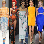Paris Fashion Week SS13: Best of the runway