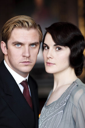 Lessons in love from Downton Abbey