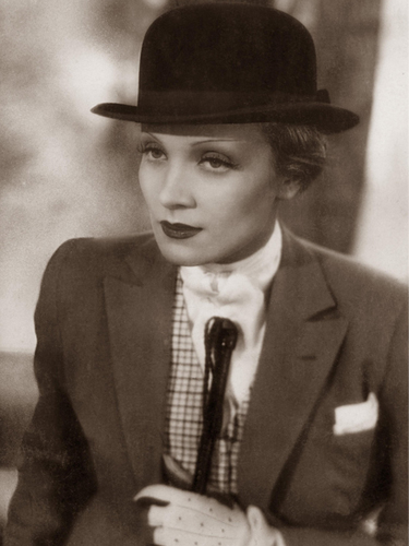 Fashion icon: Marlene Dietrich