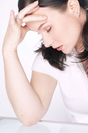 Workout and exercise headaches
