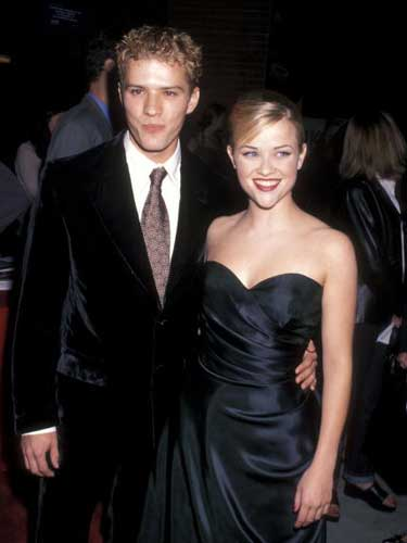 Reese Witherspoon and Ryan Philippe