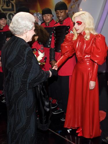 Royal Variety Performance, December 2009