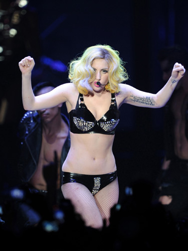 The Monster Ball Tour, May 2010