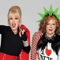 Ab Fab's first ad campaign
