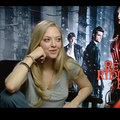Amanda Seyfried used fairytales to fall asleep