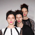 A/W '12 Hair trends at London Fashion Week