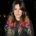 Made In Chelsea's Gabriella Ellis shows off rainbow dip-dye - love it or hate it?