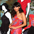 Jameela Jamil launches JAM clothing collection for Autumn/Winter 2012 with Very.co.uk