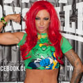 YAY OR NAY: Jodie Marsh's Hulk crop top