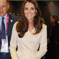 Kate Middleton kicks off Paralympics Opening Ceremony in DAY Birger et Mikkelsen coat dress