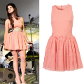 SHOP! Lana Del Rey's pink Topshop dress