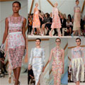 London Fashion Week: Erdem Spring/Summer 2013
