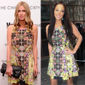 Nicky Hilton and Tulisa in Topshop - who wore it best?