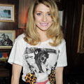 Nicola Roberts' printed t-shirt: love it?