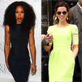 This week's best dressed: Kelly Rowland vs Kate Beckinsale
