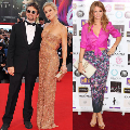 This week's best dressed: Millie Mackintosh's florals vs Kate Hudson's sequins