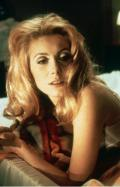 Celebrity fashion icon: Catherine Deneuve
