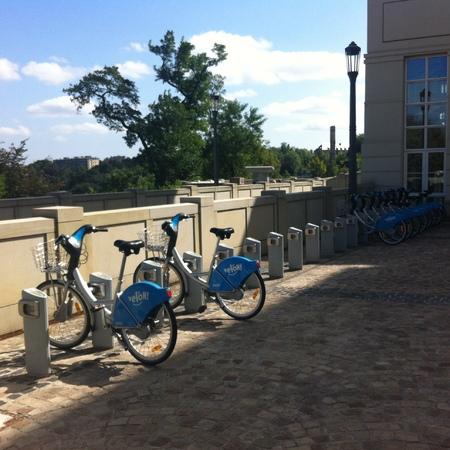 Luxembourg bikes