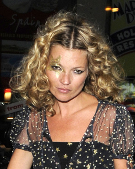 BEST KATE MOSS MOMENTS: 30th Birthday rock star party