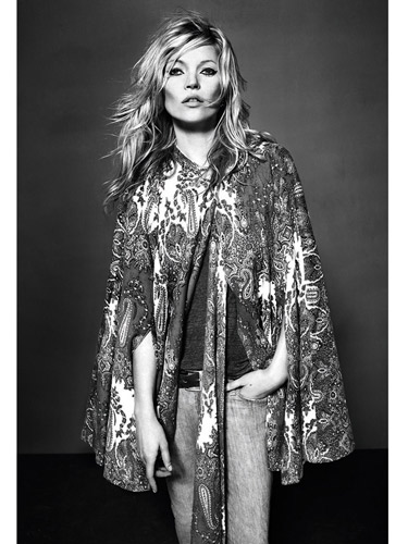 Incoming: Kate Moss Topshop