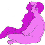 Sex position of the day: Resting position