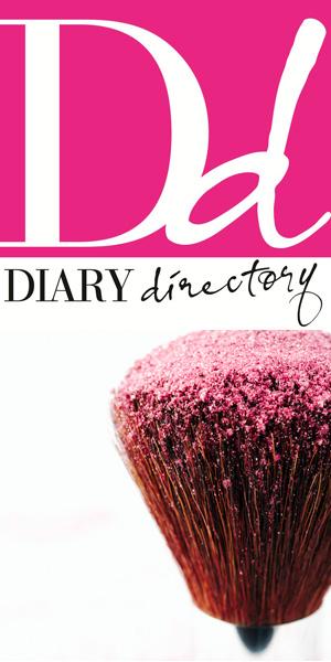 Beauty awards 2011 Diary Directory