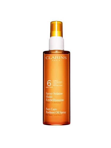 Clarins multi-use Sun Care Oil Spray SPF 30