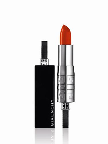 Givenchy orange lipstick