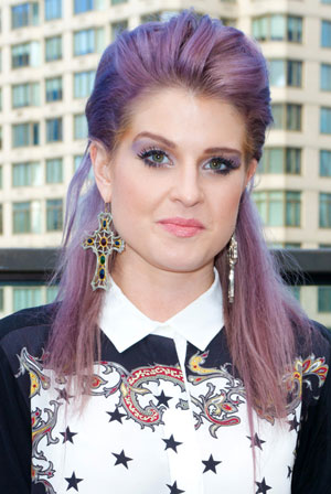 Get The Look: Kelly Osbourne photo 2