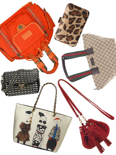 Handbag Month! Win a new bag every day in October