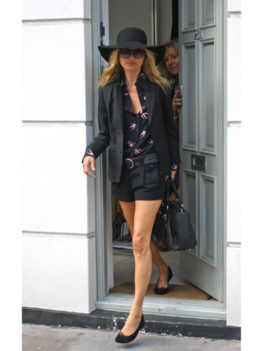 Celebrity lookbook: Kate Moss
