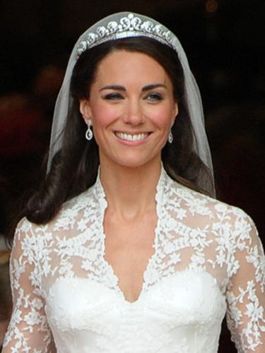 Gallery For > Kate Middleton Wedding Makeup