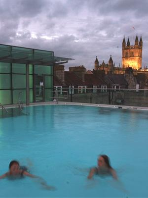 Malaysia Spa Festival at Thermae Bath Spa, Bath