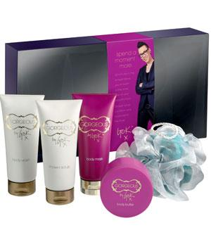 Scrub up with Gok Wan's new beauty products