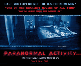 You Should Know About... Paranormal Activity