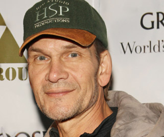 "Patrick Swayze was ""okay"" with death - Celebs ..."
